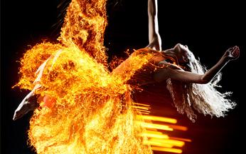 Prämie: Feuer, Flammen, Funken – Bilder & Texturen für Photoshop & Co