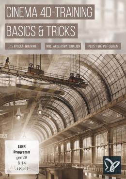 CINEMA 4D-Training - Basics & Tricks