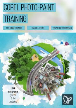 Corel PHOTO-PAINT-Training - Basics & Tricks