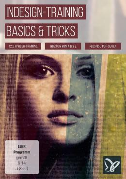 InDesign-Training - Basics & Tricks
