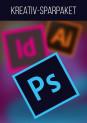 Kreativ-Sparpaket: InDesign, Photoshop, Illustrator