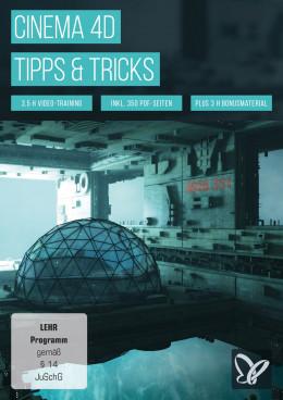 CINEMA 4D-Video-Training - Tipps & Tricks
