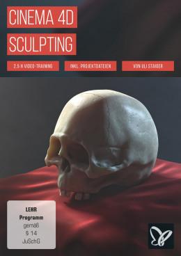 Cinema 4D: 3D Sculpting-Tutorial