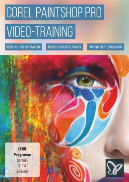 Corel PaintShop Pro-Video-Training