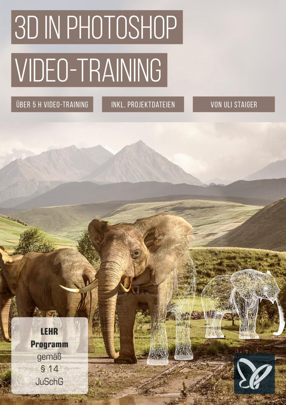 3D-Bilder erstellen in Photoshop – das Praxis-Tutorial