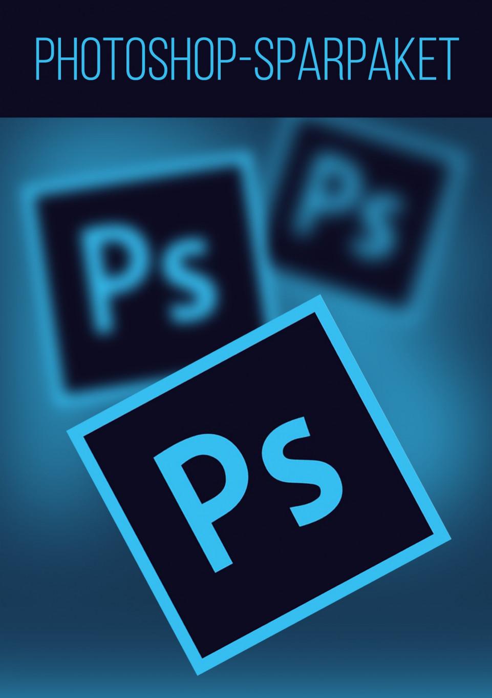 Photoshop-Sparpaket: Basics, Freistellen und Composings