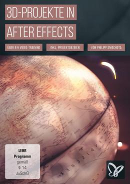 3D-Projekte und Animationen in After Effects