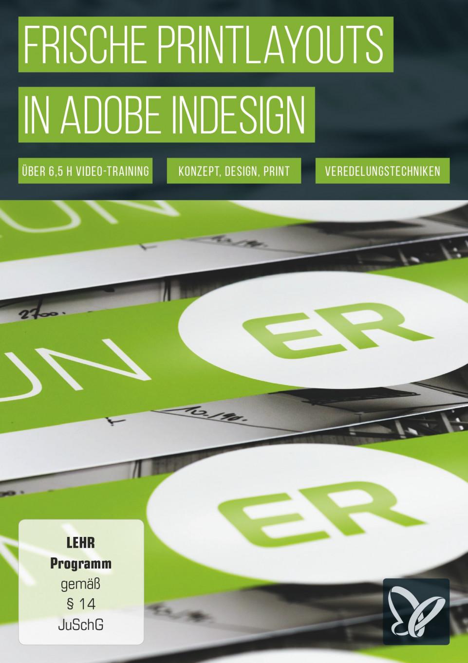 Frische Printlayouts in InDesign – so erstellst du Druckdaten als PDF!