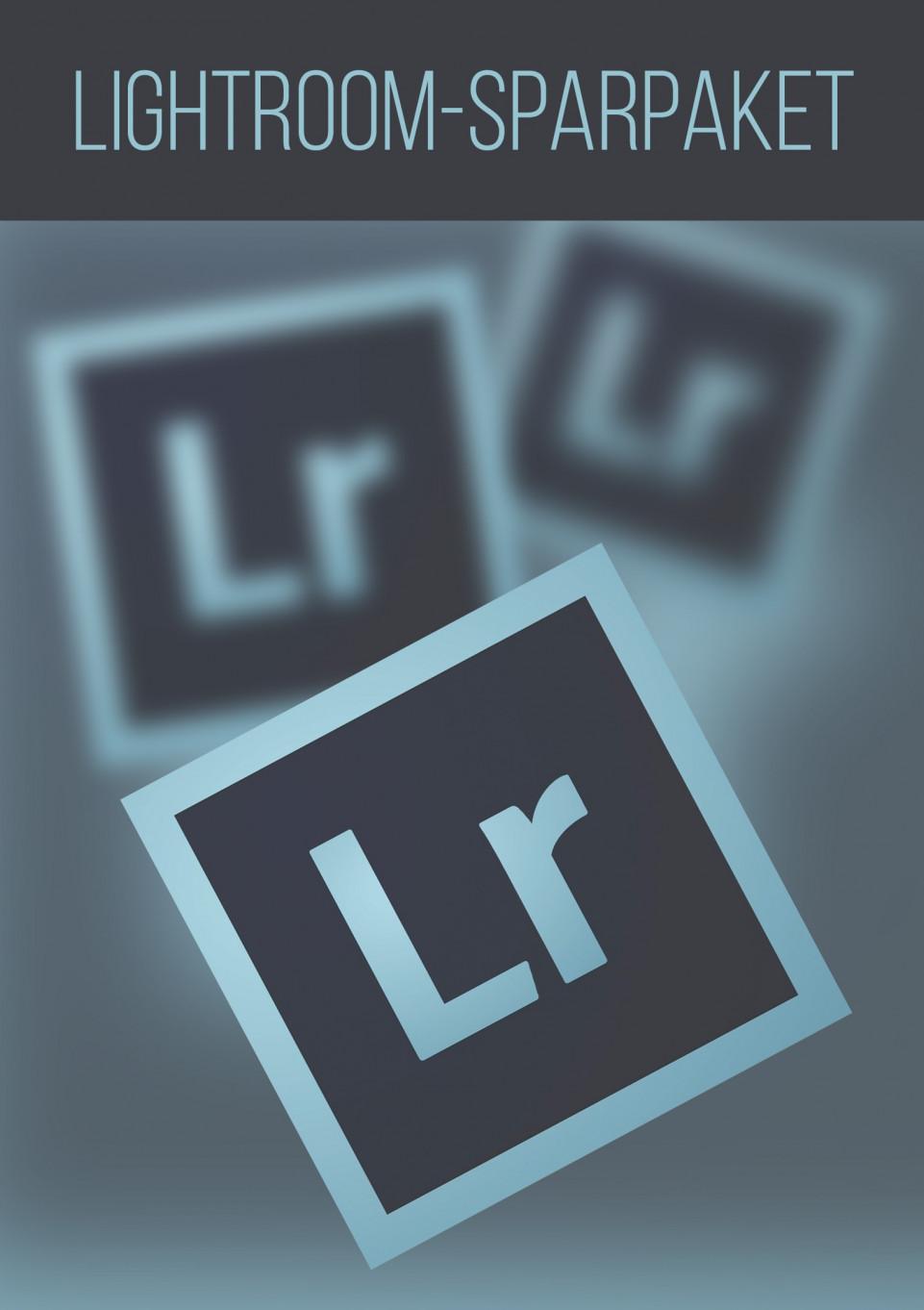Lightroom-Sparpaket: Trainings und Assets