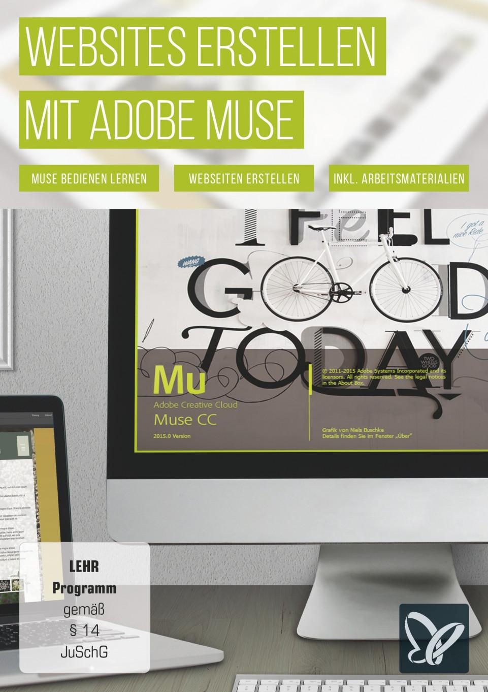 Websites erstellen mit Adobe Muse