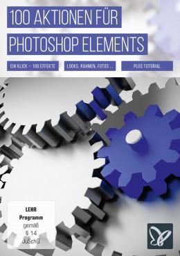 100 Aktionen für Photoshop Elements