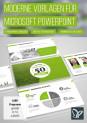 Professionelle PowerPoint-Vorlagen: Designs für eine gelungene Präsentation – Volume 1