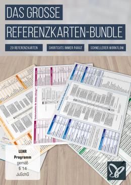 Das große Referenzkarten-Bundle