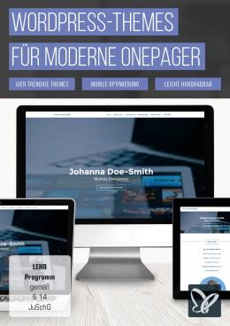 WordPress-Themes für moderne Onepager