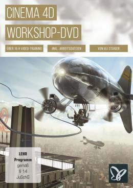 CINEMA 4D-Workshop-DVD