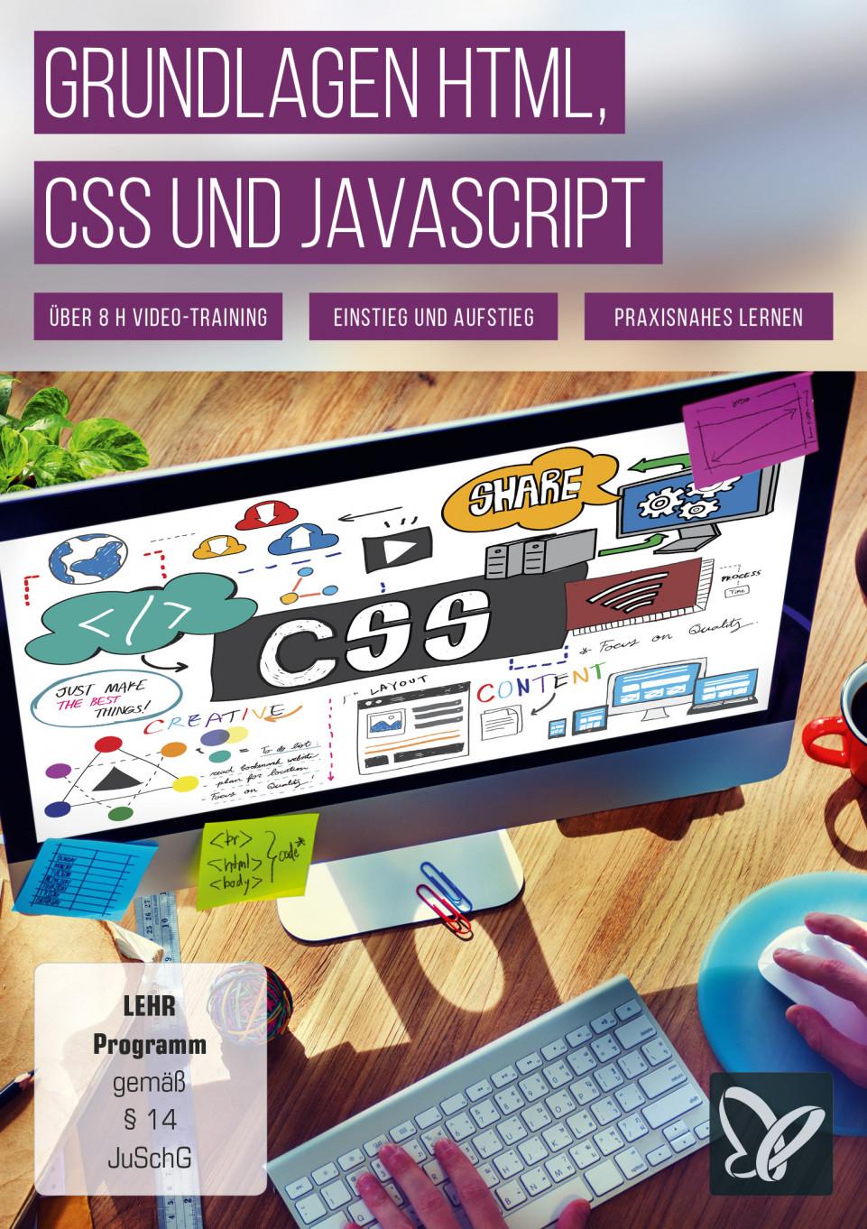 Grundlagen HTML, CSS und JavaScript