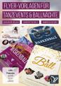 Flyer für deine nächste Party: Vorlagen für Tanz-Events und Ballnächte