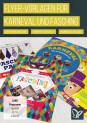 Flyer-Vorlagen für Karneval und Fasching