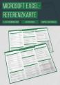 Microsoft Excel-Referenzkarte