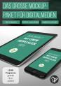 Das große Mockup-Paket für Digitalmedien