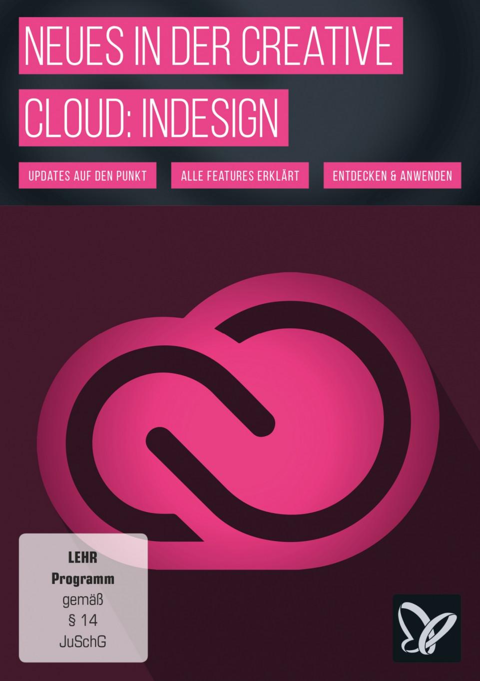 InDesign-Updates: Neues in der Creative Cloud