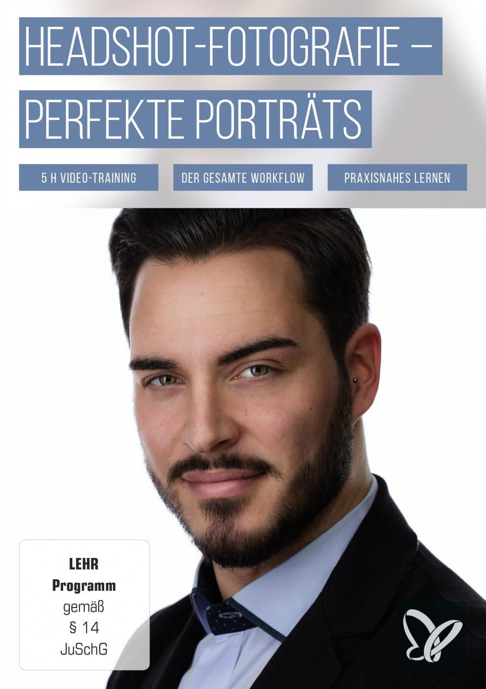 Headshot-Fotografie – der Weg zum perfekten Porträt
