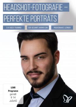 Headshot-Fotografie – der Weg zum perfekten Portrait