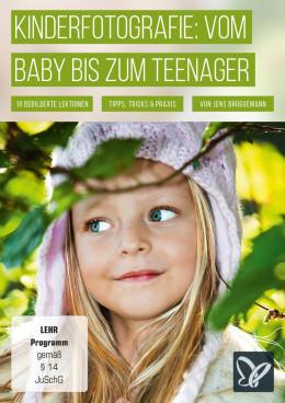 Kinderfotografie: vom Baby bis zum Teenager
