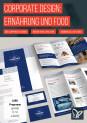 Vorlagen: Visitenkarten, Flyer & Designs für Restaurant, Café und Bäckerei