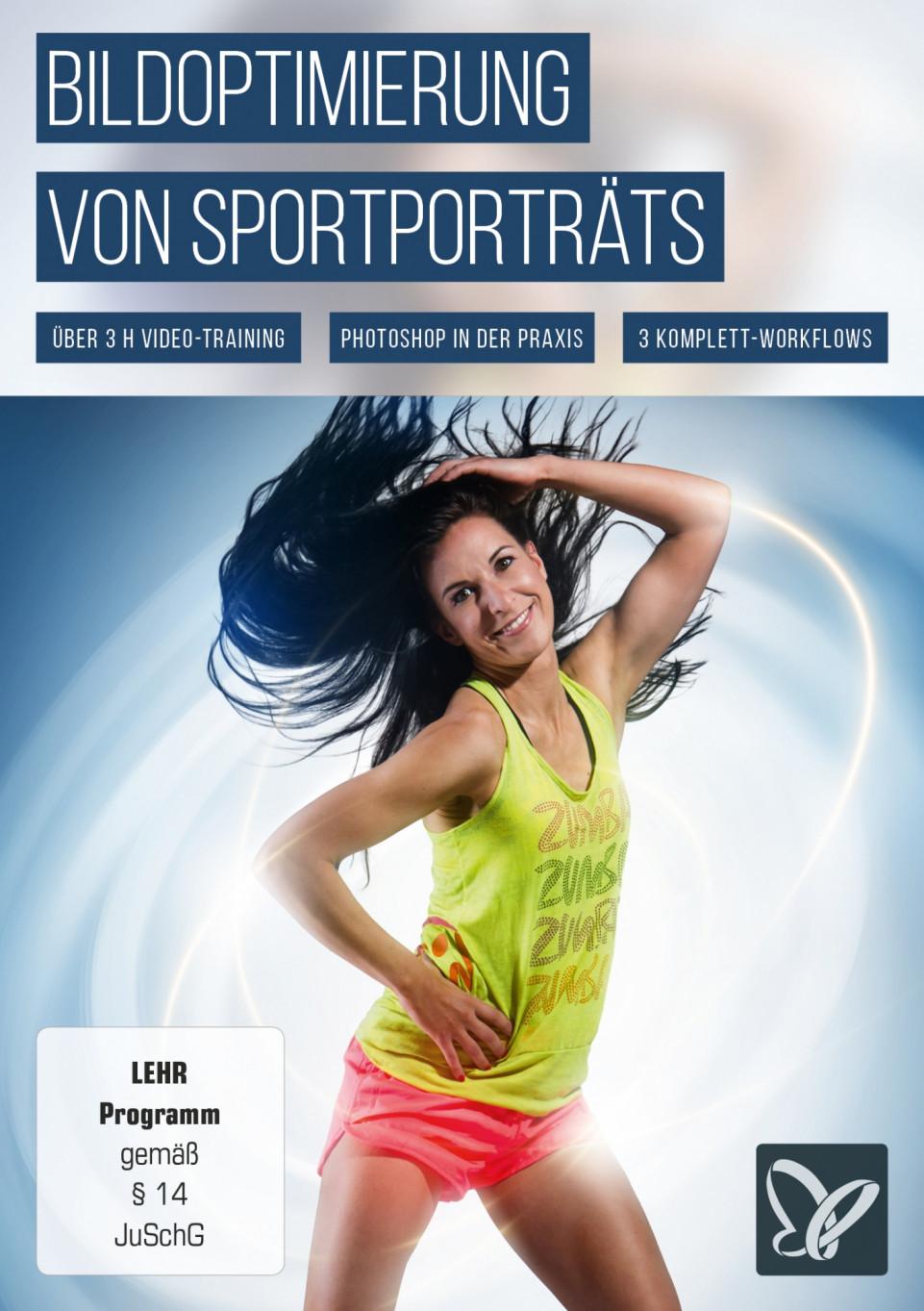 Bildoptimierung von Sportporträts