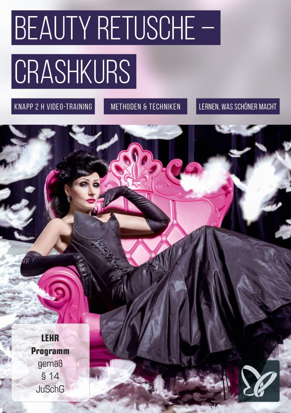 Beauty Retusche in Photoshop – Crashkurs