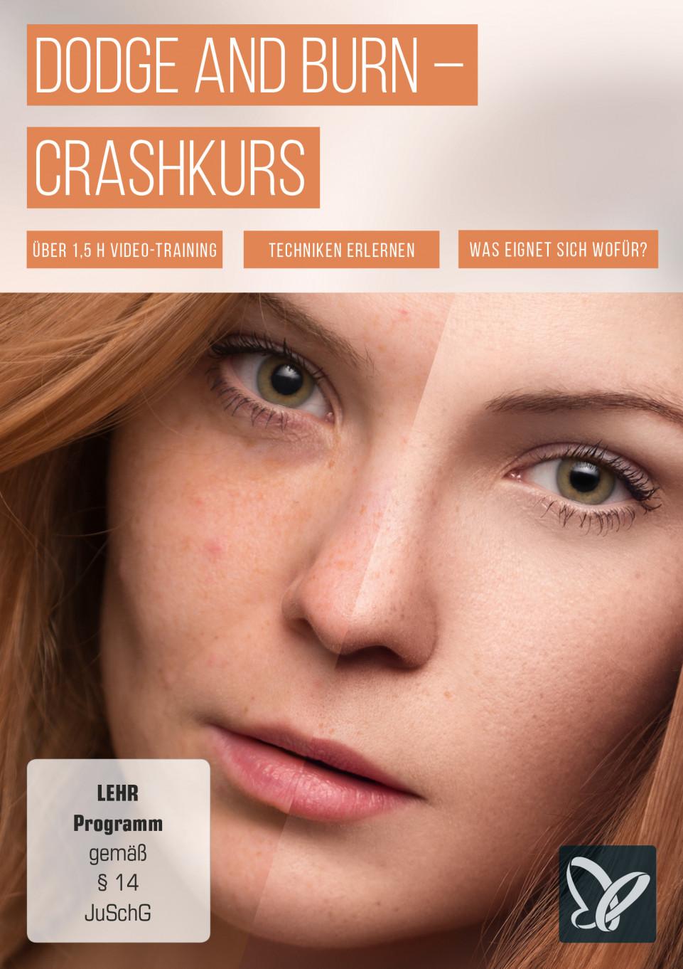 Retuschieren mit Dodge and Burn – Crashkurs