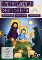 """Vorlagenset """"Kirche"""": Flyer und Plakate für christliche Veranstaltungen"""