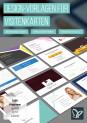 Design-Vorlagen für Visitenkarten