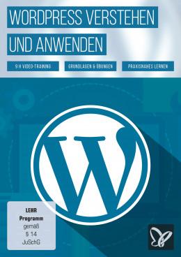 WordPress Video-Tutorial – von den Grundlagen bis zu Website, Blog & Co