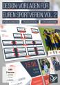 Design-Vorlagen für euren Sportverein – Komplettausstattung Vol. 2