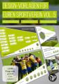 Design-Vorlagen für Sportvereine: Spendenscheck, Werbebanner & Co