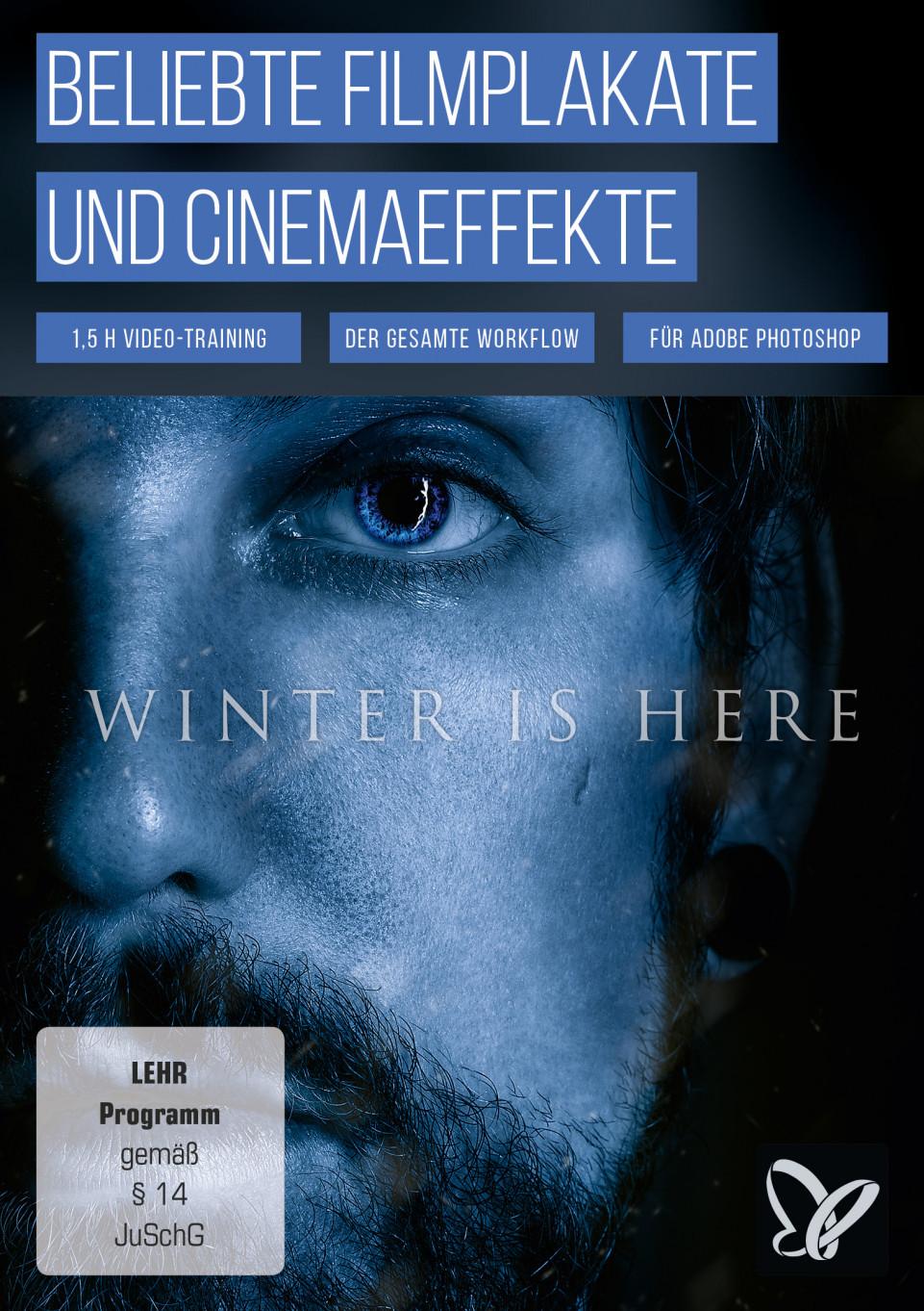 Poster erstellen im Stil von Game of Thrones – das Photoshop- und Lightroom-Tutorial