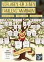 Vorlagen für deinen Stammbaum: Familienstammbaum einfach erstellen