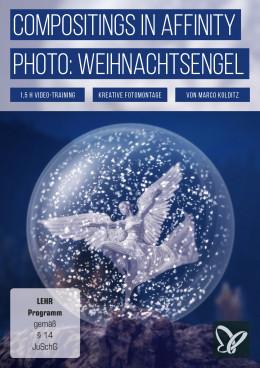 Affinity Photo Tutorial: Composing eines Weihnachtsengels