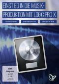 Logic Pro X-Tutorial – Musik einfach selber machen