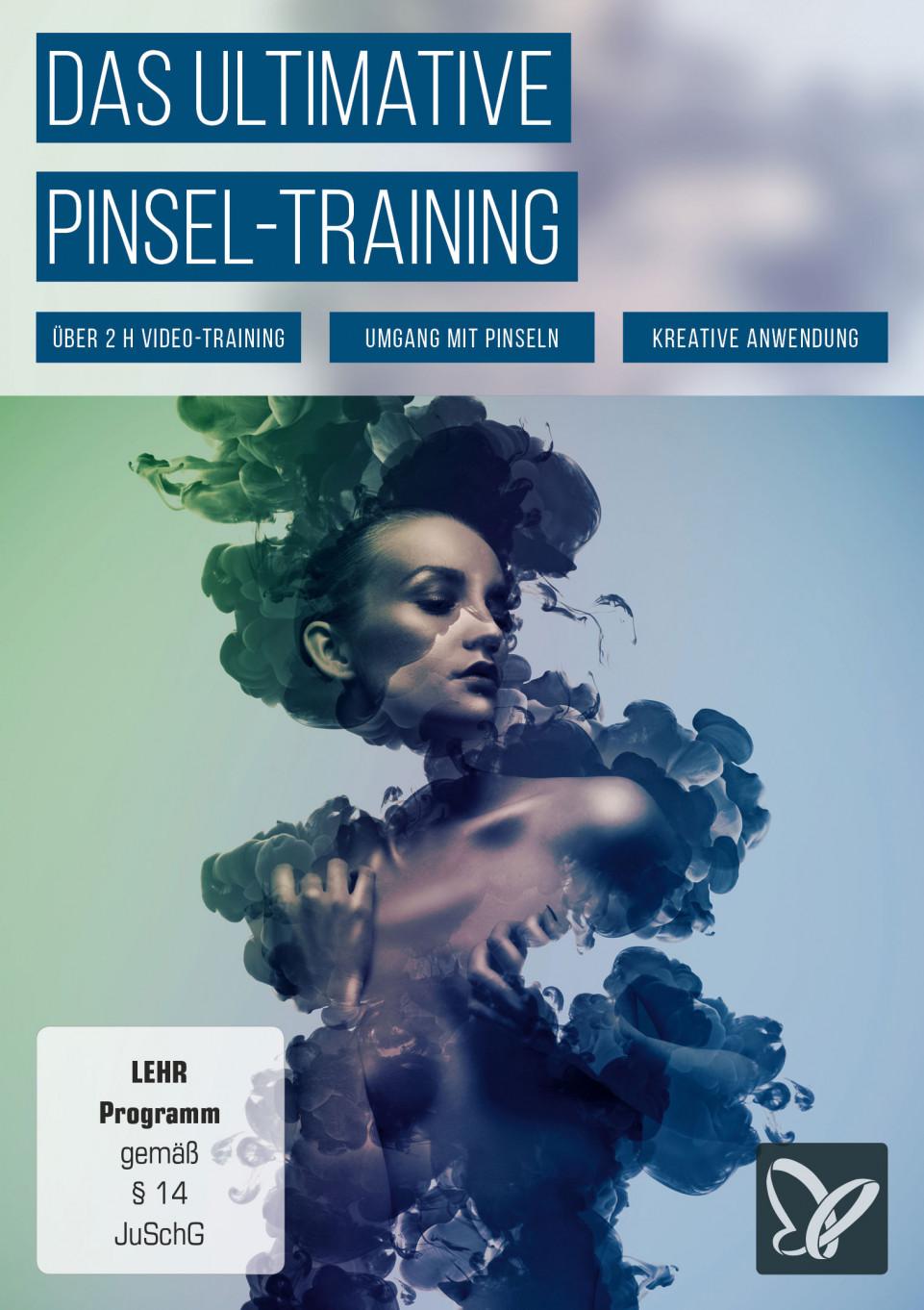 Pinsel installieren, erstellen & kreativ anwenden: Tutorial für Photoshop