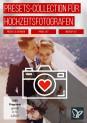 Presets-Collection für Hochzeitsfotografen