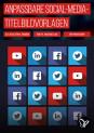 Social-Media-Titelbilder für Facebook, Twitter, LinkedIn und YouTube
