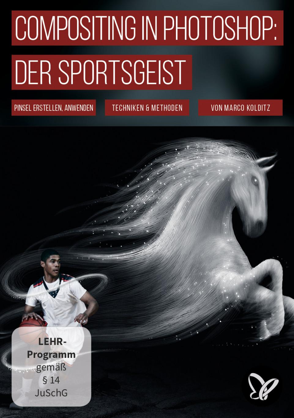 Photoshop-Composing-Tutorial: Der Sportsgeist