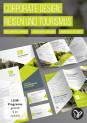 Vorlagen für Urlaubs- und Reisewerbung: Reiseflyer, Visitenkarte & Co