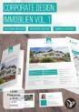 Elegantes Corporate Design für Immobilienfirmen und Architekturbüros