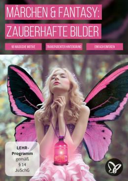 Bilder-Set Märchen & Fantasy: Laternen, Zauberstäbe, Bücher & Co.