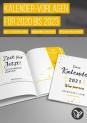 Kalender-Vorlagen 2020, 2021, 2022 und 2023: Jahresplaner, Buchkalender und Co.
