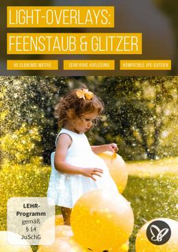 Glow- & Light-Overlays – Feenstaub & Glitzer